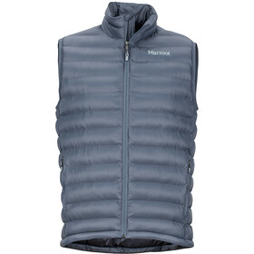 Marmot Solus Featherless Vest Men steel onyx